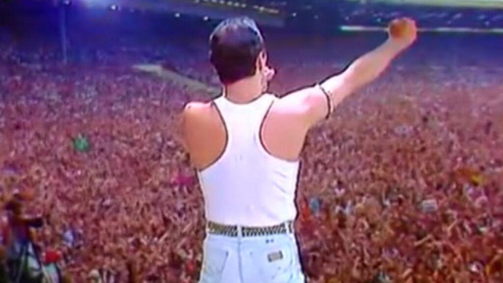 El origen del Día Mundial del Rock se remonta al macroconcierto 'Live Aid' de 1985