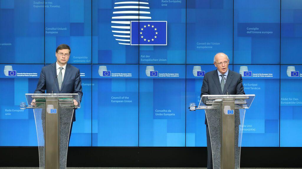 La UE  aprueba el plan de recuperación de España y desbloquean el primer tramo de 9.000 millones