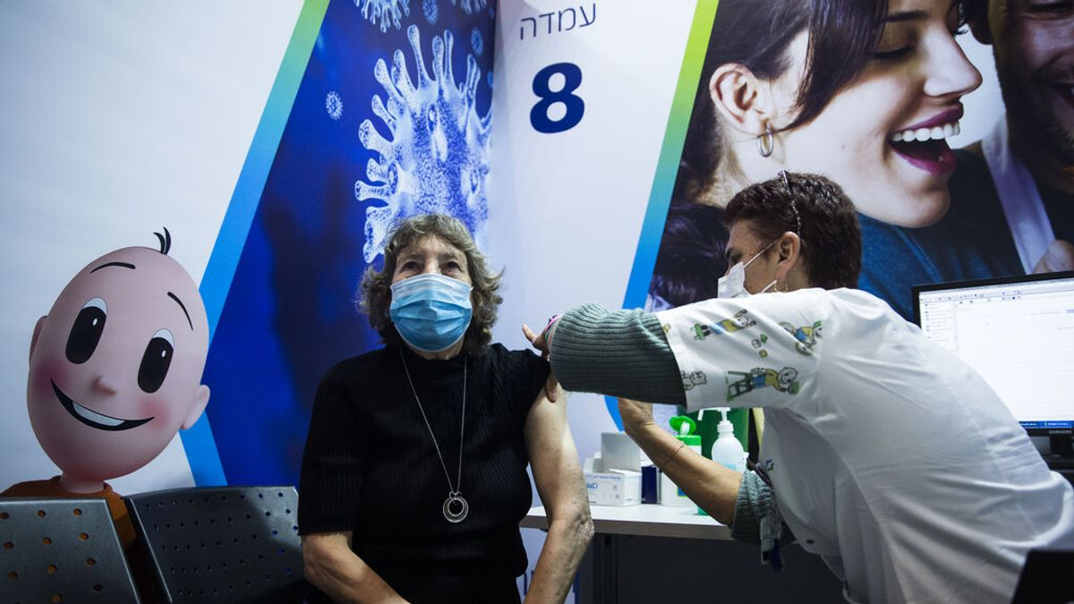 La vacuna israelí BriLife contra la covid: ¿Cómo es y en qué fase se encuentra?
