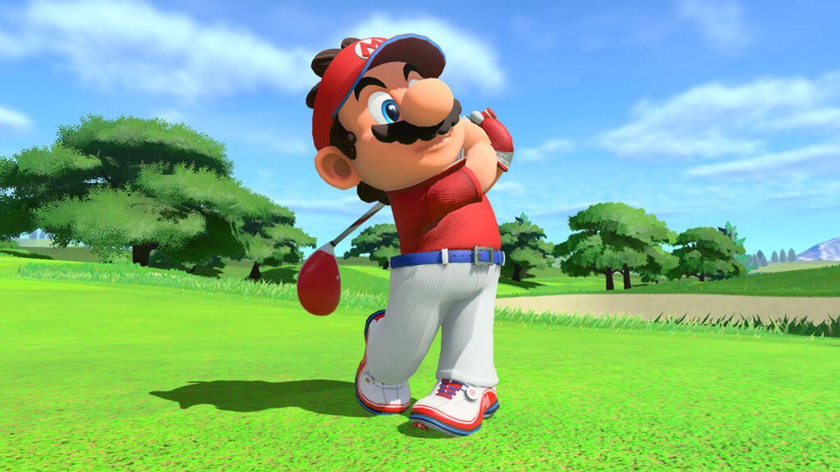Análisis de Mario Golf Super Rush: Mario saca los palos de golf en Nintendo Switch