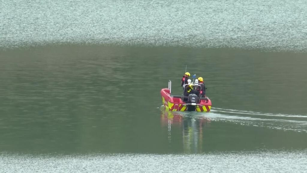 Encuentran un cuerpo en el pantano de Siurana donde este viernes se ahogó un joven