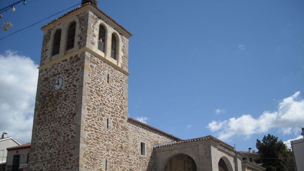 Iglesia de San Pedro, Garganta de los Montes.