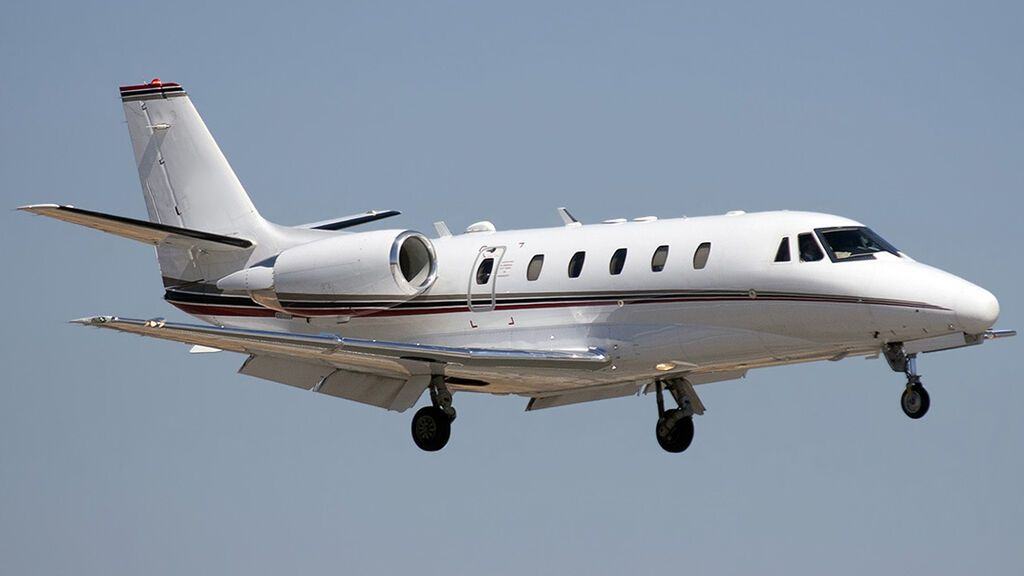 Cessna Citation 560