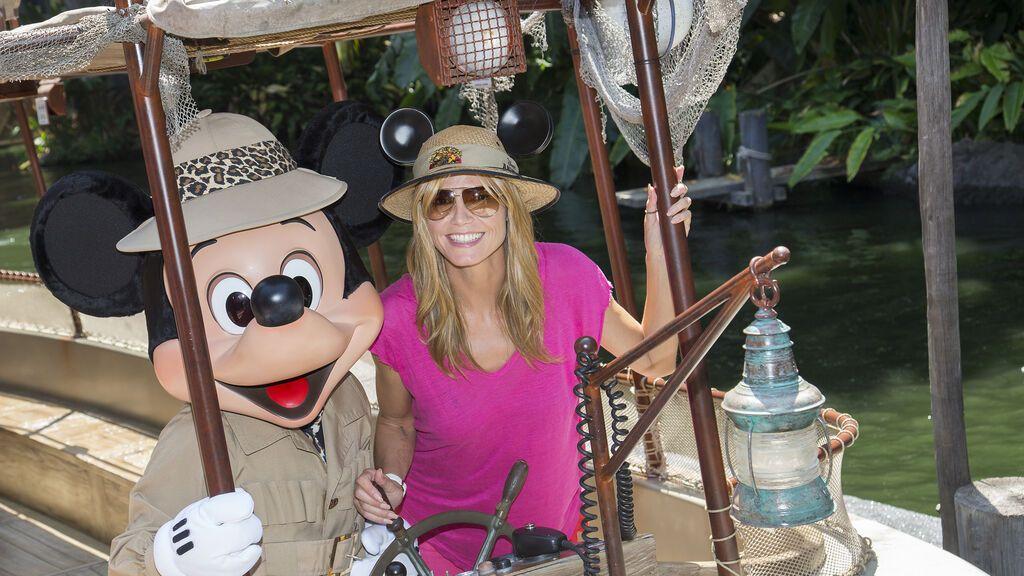 Atracción Jungle Cruise de Disneyland