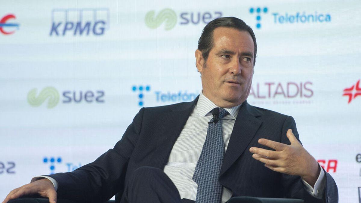 """Garamendi: """"A las empresas les preocupa más la reforma laboral que los fondos europeos"""""""