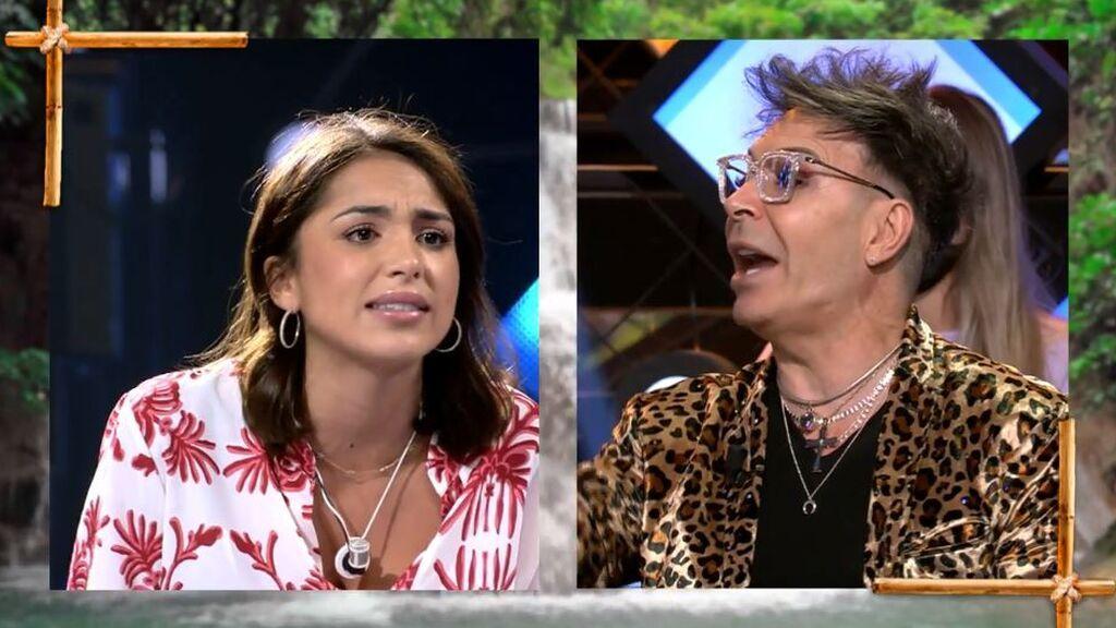 """Sandra Pica protagoniza un tenso enfrentamiento con el Maestro Joao: """"Para hablar de mi madre te lavas la boca"""""""
