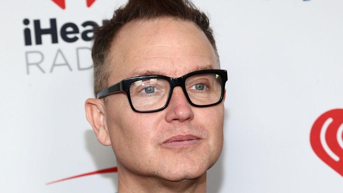 El cantante de Blink-182, Mark Hoppus, descubrirá esta semana cuánto tiempo le queda de vida
