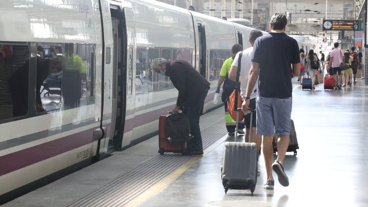 Cierra la circulación de trenes en la estación de Recoletos entre Atocha y Nuevos Ministerios