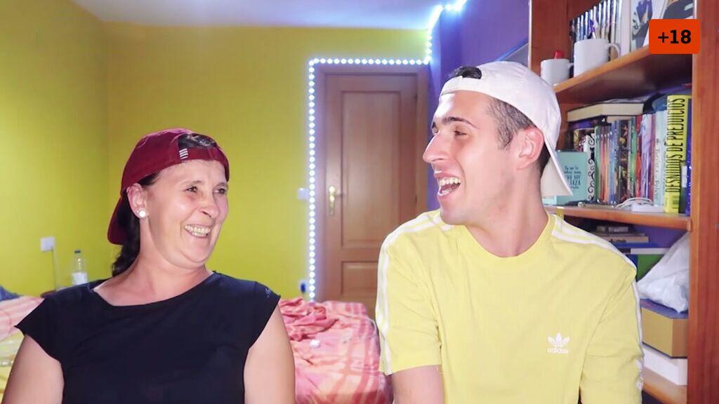 Jorge Cyrus le enseña a su madre el vocabulario más moderno (2/2)