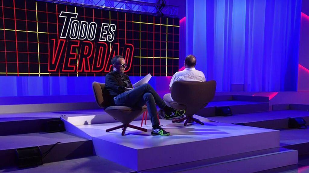 El escandaloso contrato con TVE que habría firmado José Luis Moreno Todo es verdad 2021 Programa 3