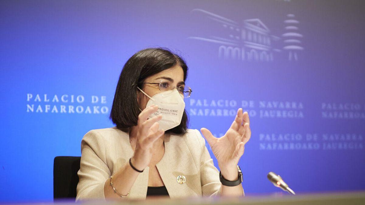 En directo: Carolina Darias informa de los acuerdos alcanzados con las CC.AA. en la Interterritorial de Salud