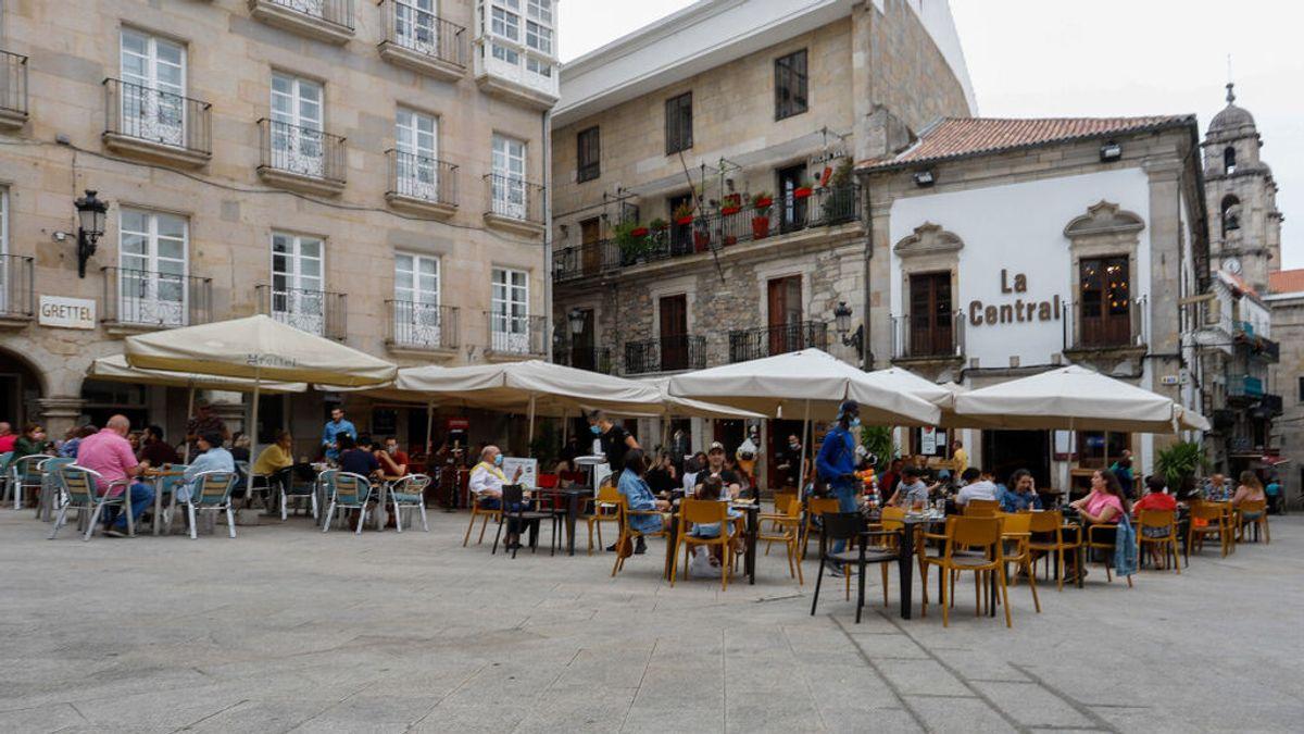 Galicia actualiza su mapa de limitaciones, con siete municipios en nivel alto de restricciones