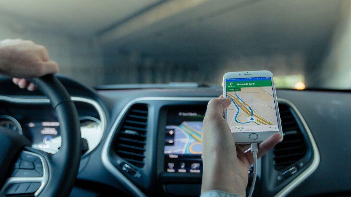 Así puedes usar el nuevo modo de conducción de Google Maps