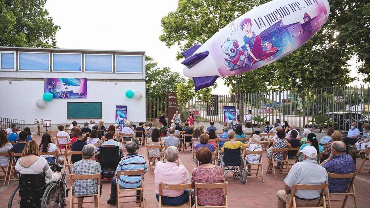 'Mi pueblo lee', el festival literario que lleva a los escritores a la España vaciada