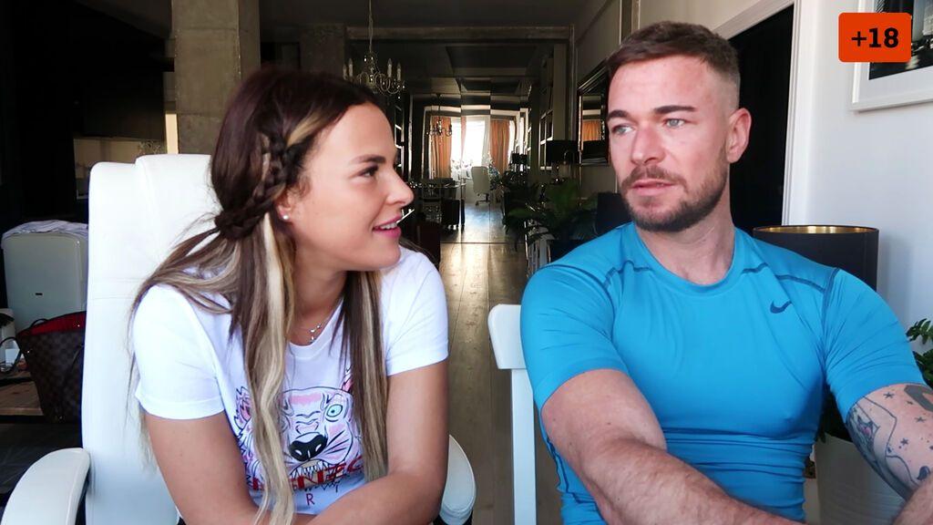 Marta Peñate y Tony Spina desvelan sus fantasías sexuales y acaban discutiendo (2/2)