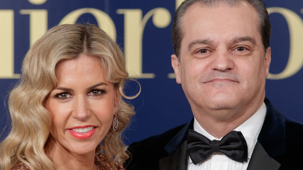 Ramón García and Patricia Cerezo divorce after 24 years of marriage