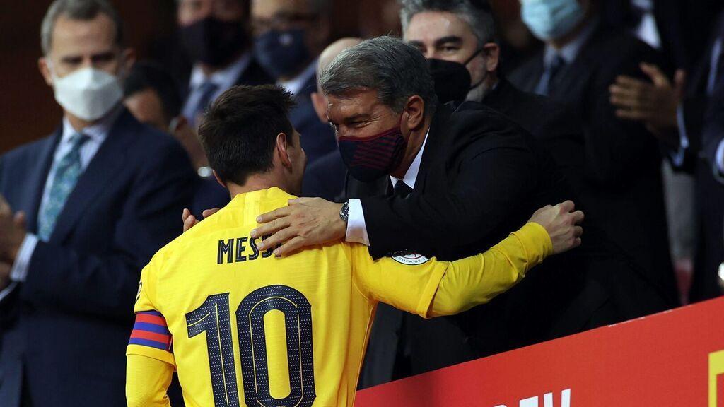 Las cifras del nuevo contrato de Messi con el Barcelona: cinco años y sin jugar en EEUU