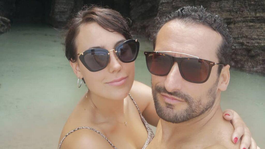 Ivana, hermana de Georgina Rodríguez, se casa con el escultor de Cristiano Ronaldo