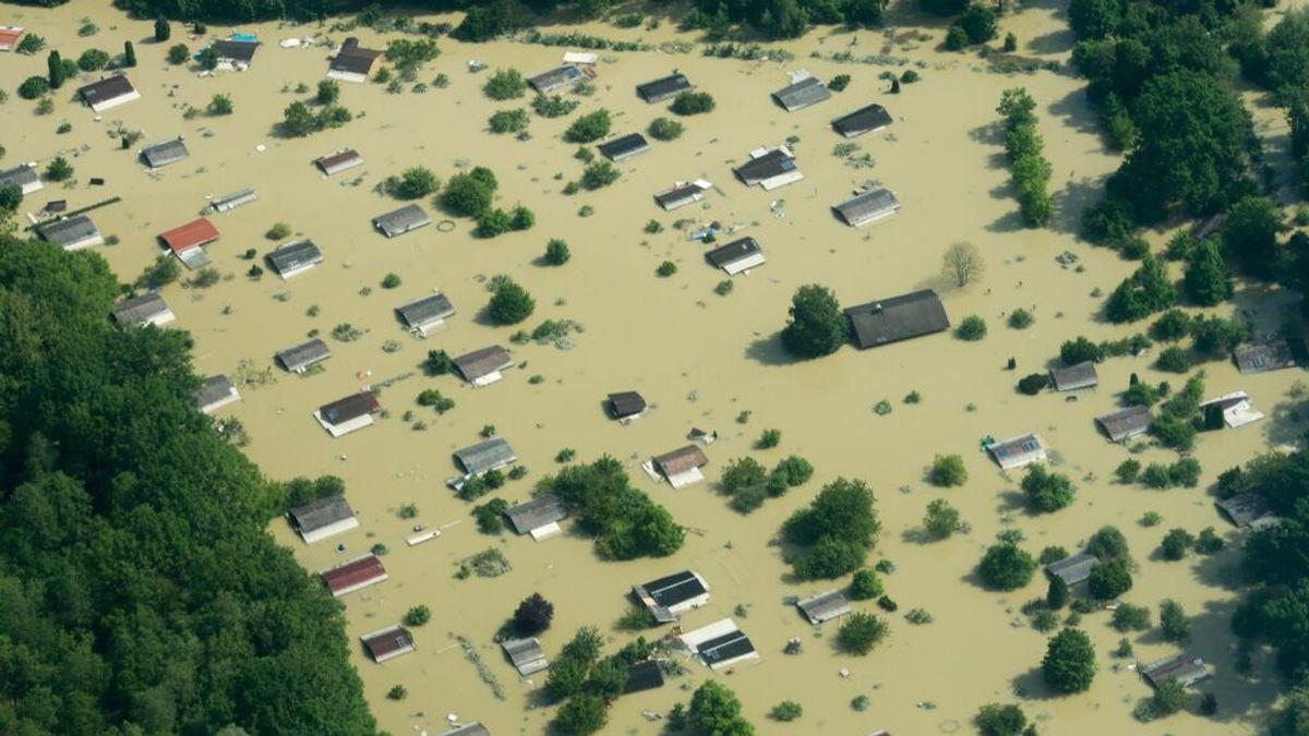 Los muertos en las inundaciones de Alemania superan el medio centenar