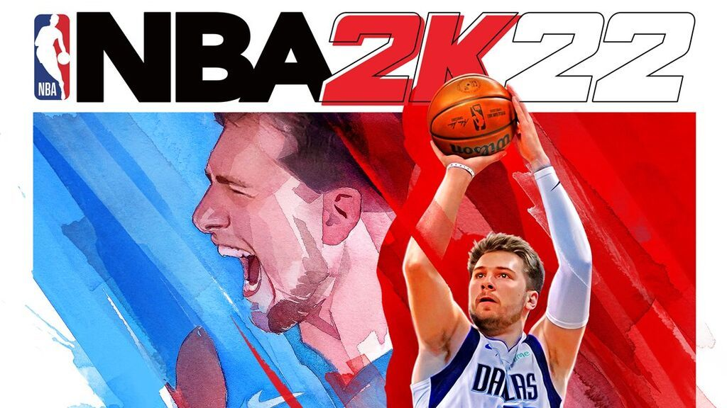 NBA 2K22 pone a Luka Dončić en su portada junto a varias leyendas
