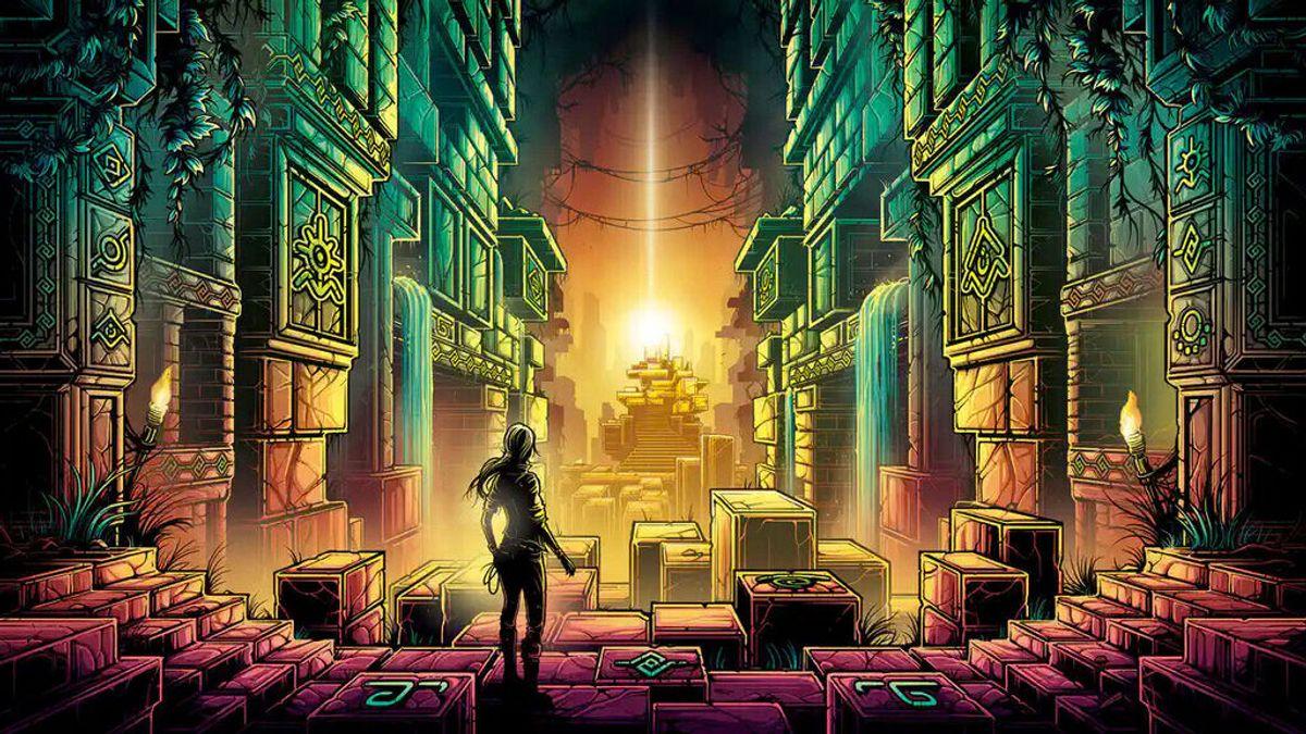 Phantom Abyss: el rogue like con el espíritu de Indiana Jones de Devolver Digital