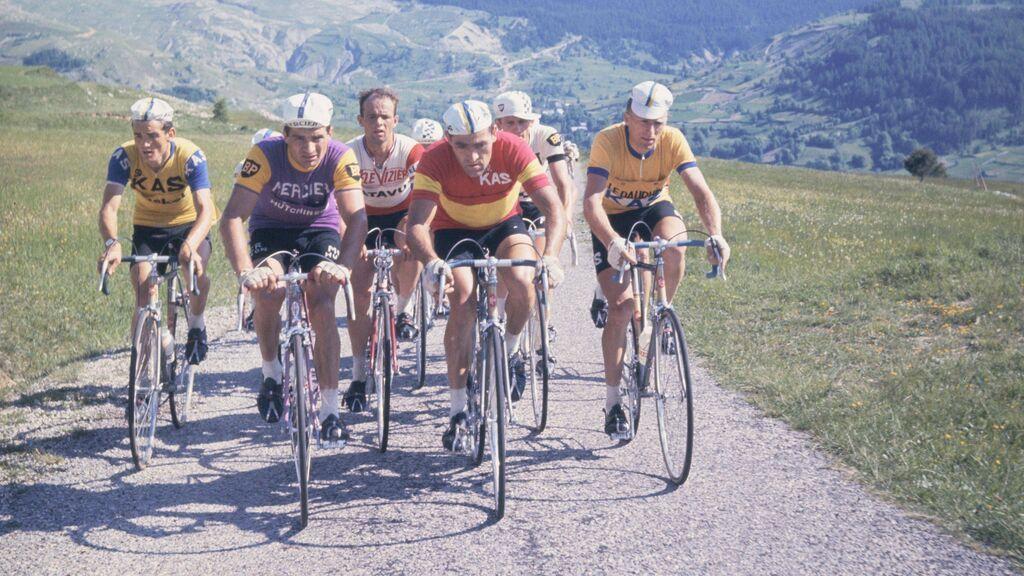 Muere Antonio Gómez del Moral, el mejor ciclista andaluz de la historia