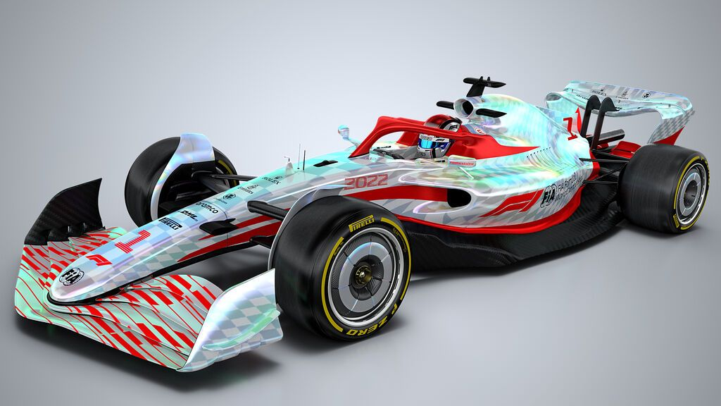 Los Fórmula 1 de 2022, presentados: coches futuristas, sin deflectores y con un DRS novedoso