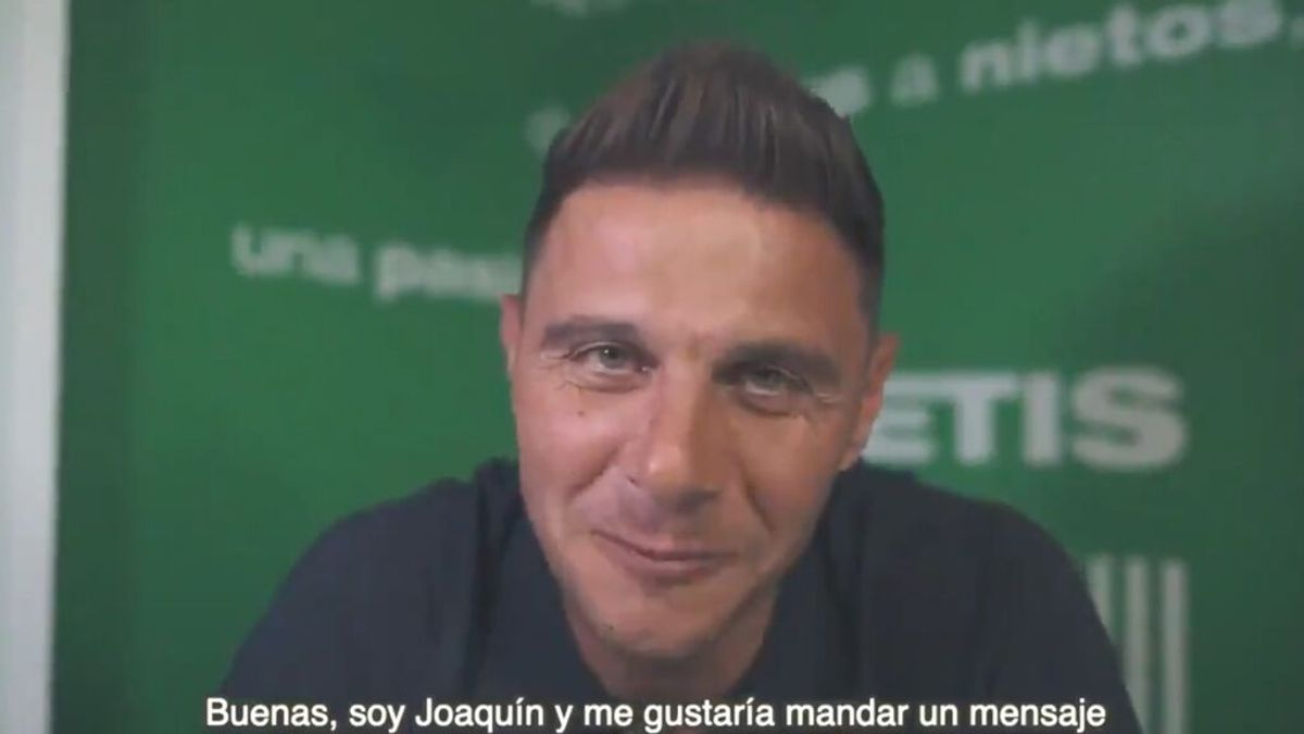 La ministra Darias agradece públicamente a Joaquín su vídeo pidiendo responsabilidad a los jóvenes