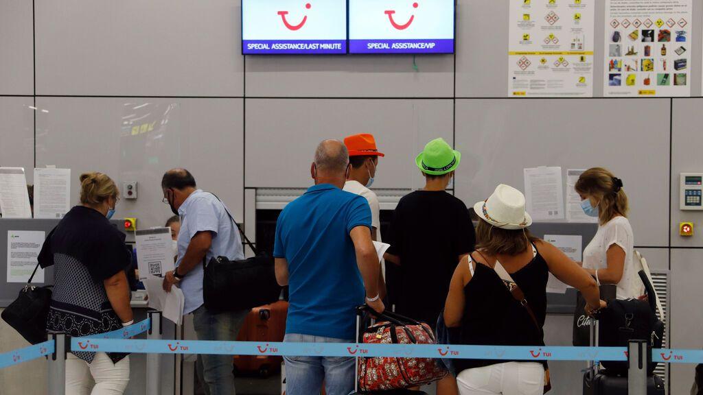 TUI cancela reservas a Baleares desde Países Bajos desde este viernes hasta mediados de agosto