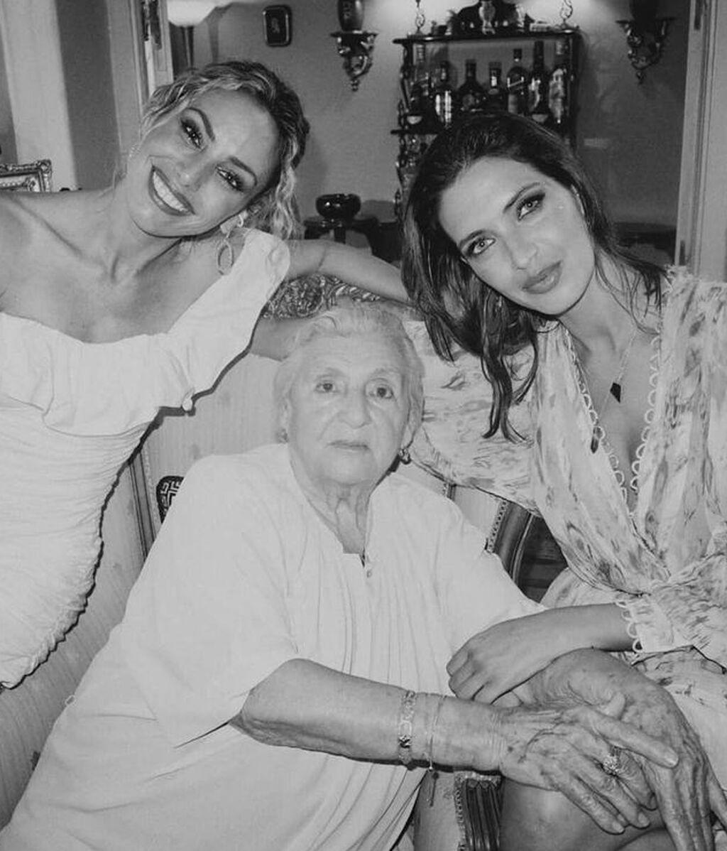 Sara Carbonero conoció a Rosario Muñoz, matriarca de los Morente y abuela de Kiki