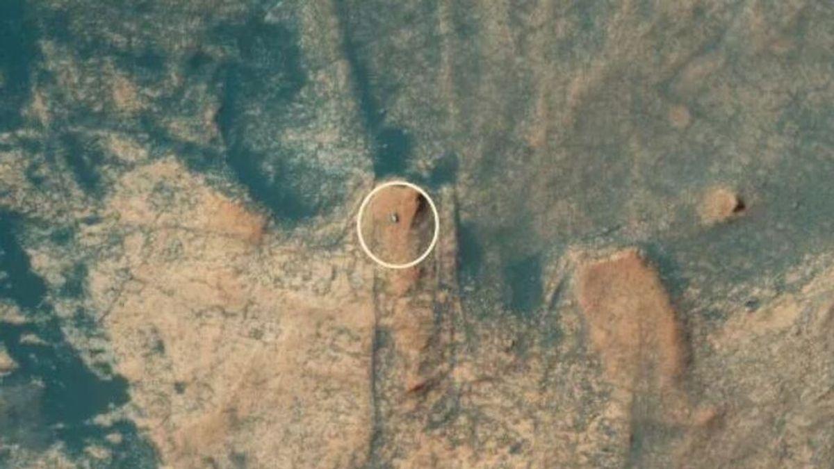 El rover Curiosity descubre que la evidencia de vida pasada en Marte puede haber sido borrada