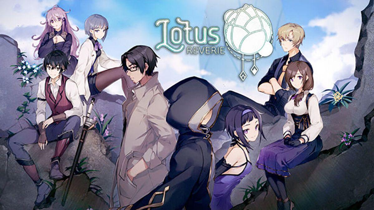 La novela visual Lotus Reverie ya disponible en Nintendo Switch
