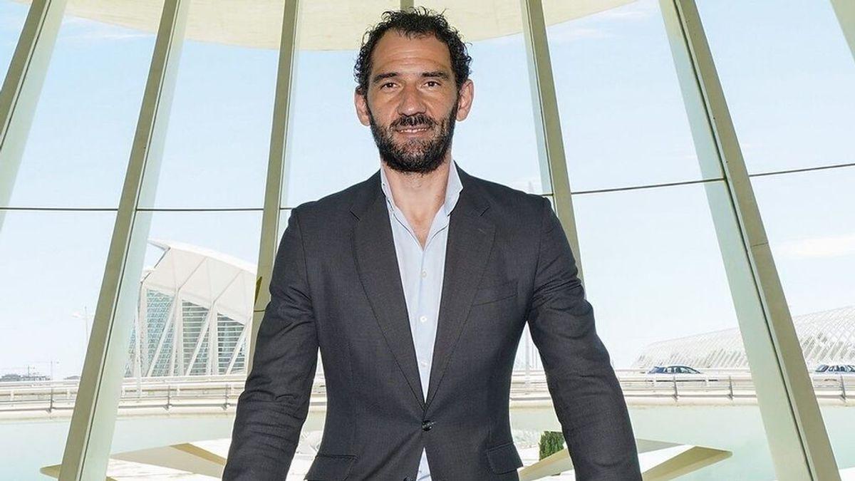 El presidente de la Federación Española de Baloncesto (FEB), Jorge Garbajosa, el pasado mayo en Valencia.