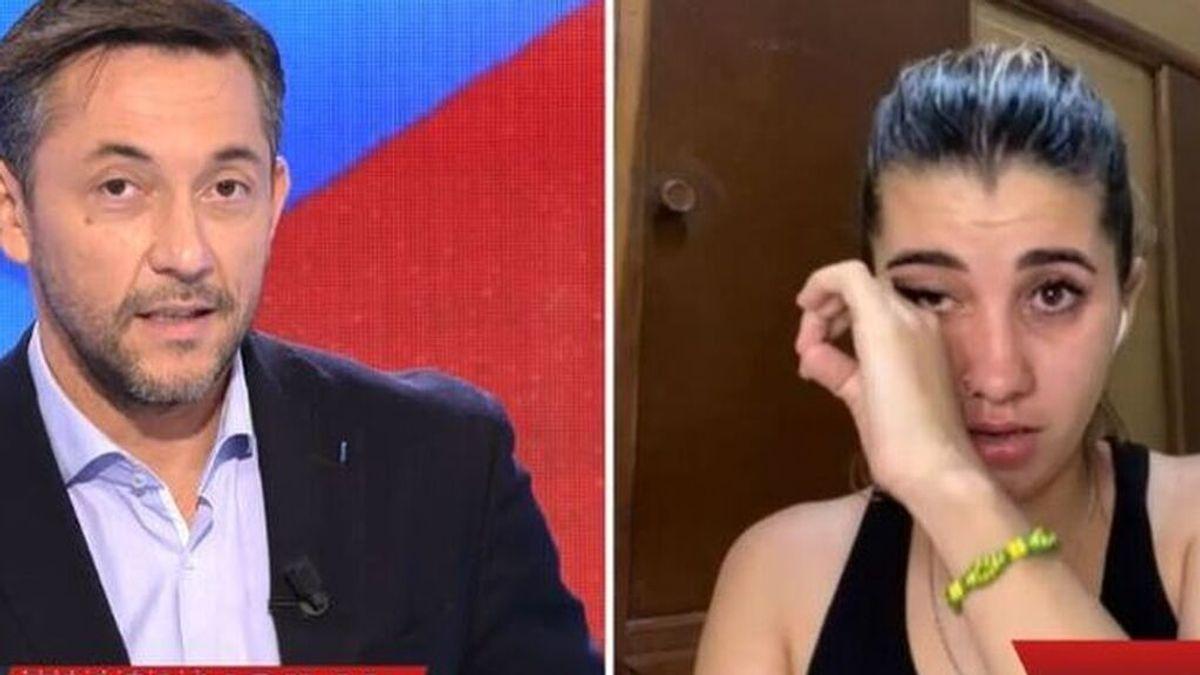 Dina Stars vuelve a hablar con 'Todo es mentira' tras su liberación