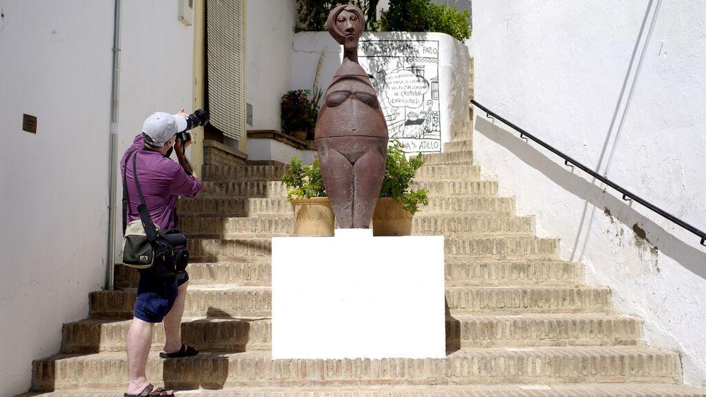 Genalguacil (Málaga) recibe su acreditación como uno de los pueblos más bonitos de España