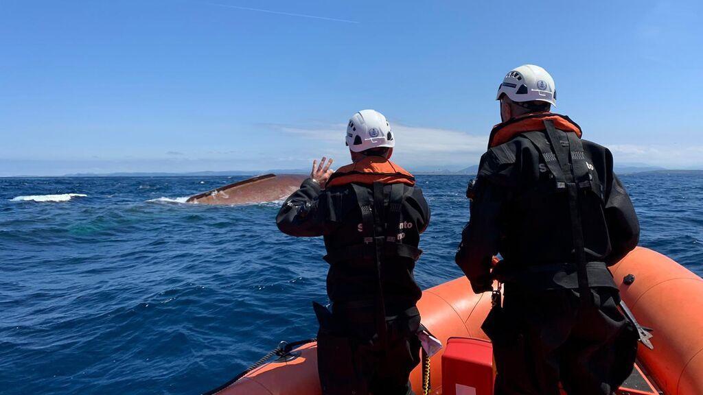 Buscan a Fernando Solano, el armador del pesquero santoñés desaparecido en un naufragio