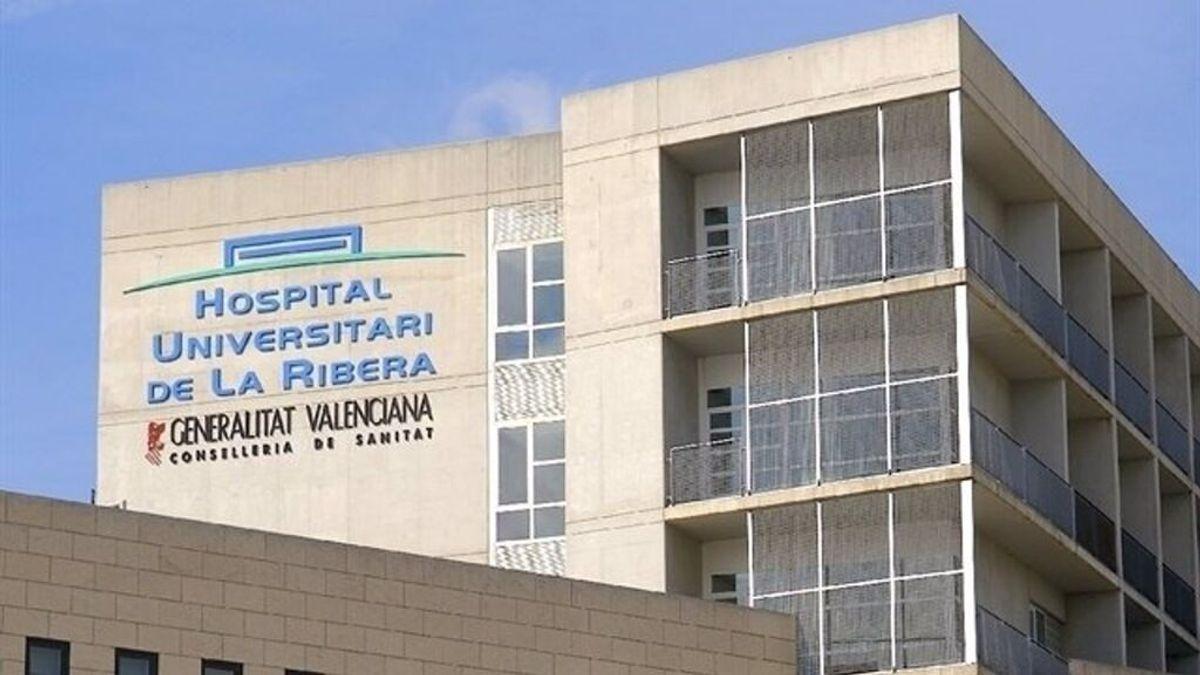 Dos bebés, ingresados por Covid en el Hospital de Alzira en Valencia