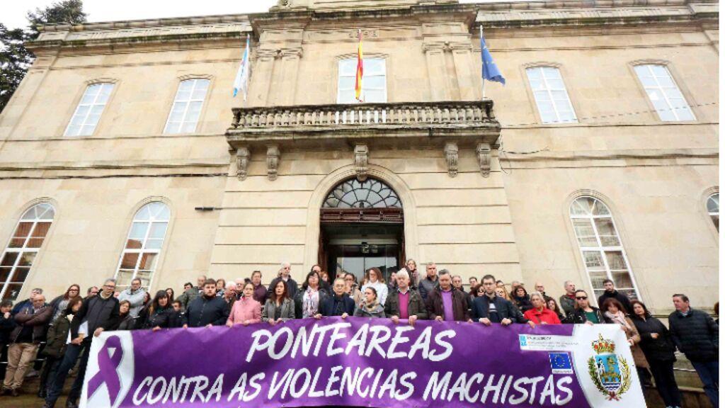Condenado a 19 años de cárcel por intentar matar con un machete a su mujer el día que firmó el divorcio en Pontevedra