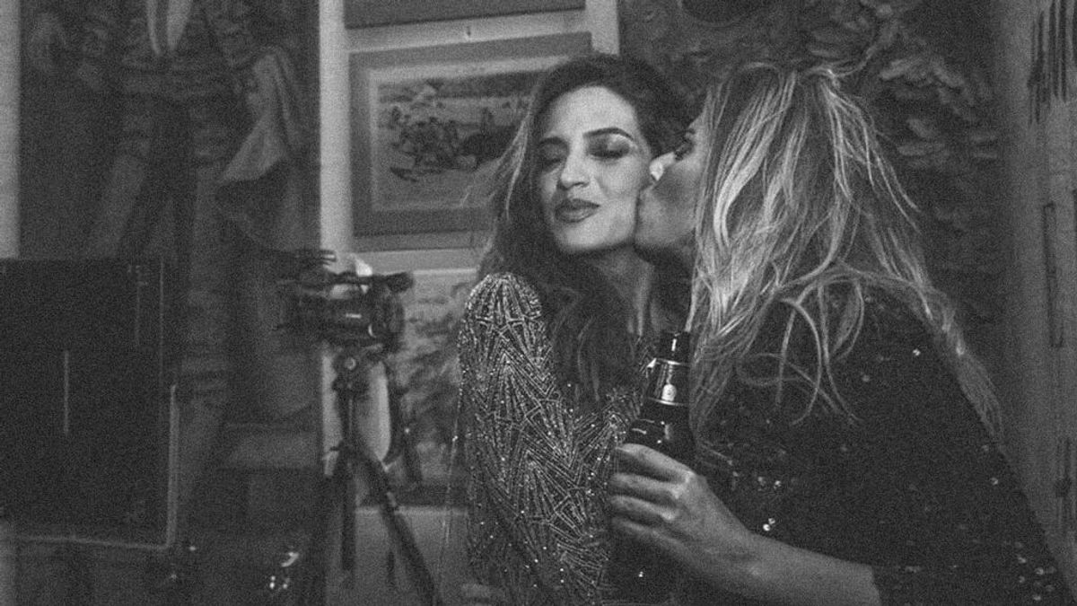 Vicky Marcos, el nexo de unión entre Sara Carbonero y Kiki Morente