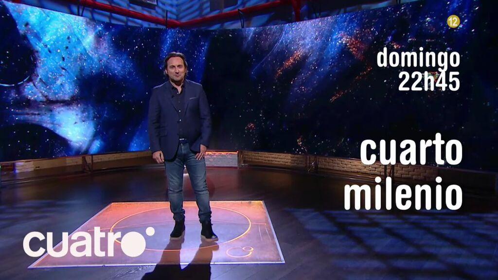 Este domingo, 'Cuarto Milenio' despide temporada con 'la sonrisa del cosmos'