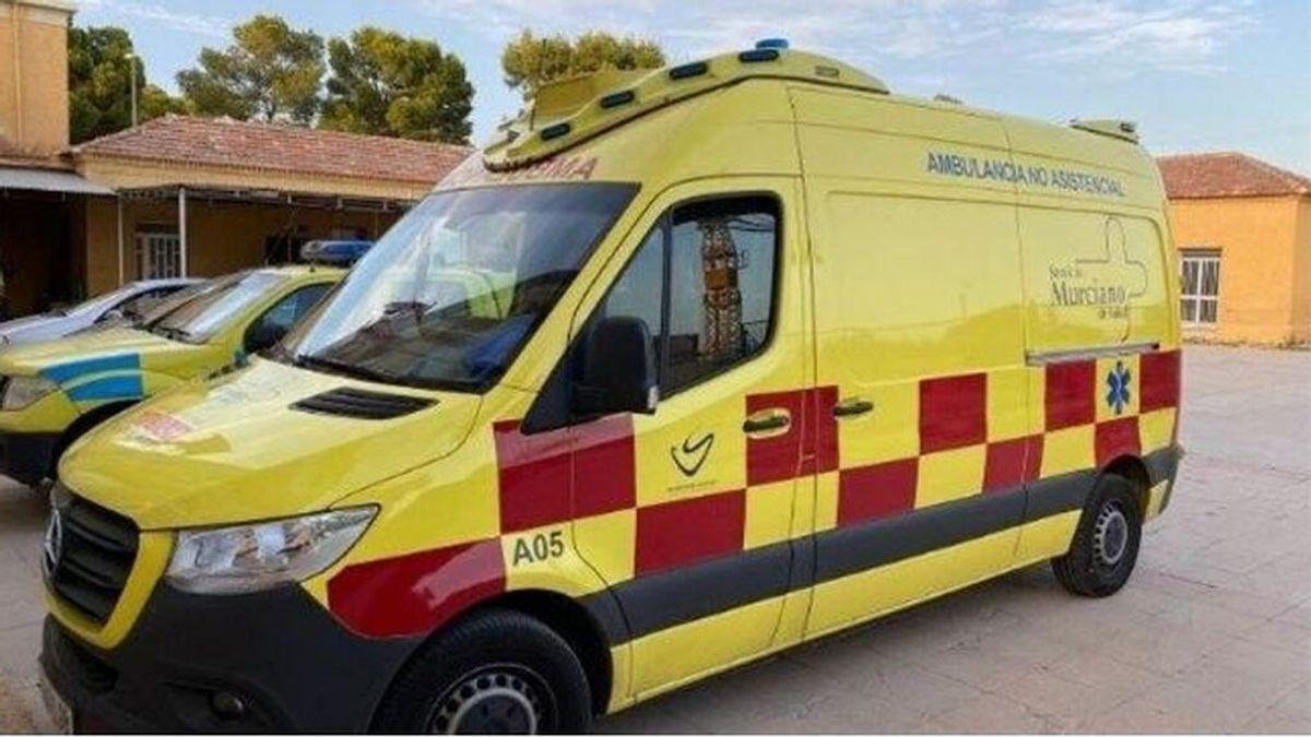 Muere una niña de apenas dos años atropellada accidentalmente por su madre en Murcia