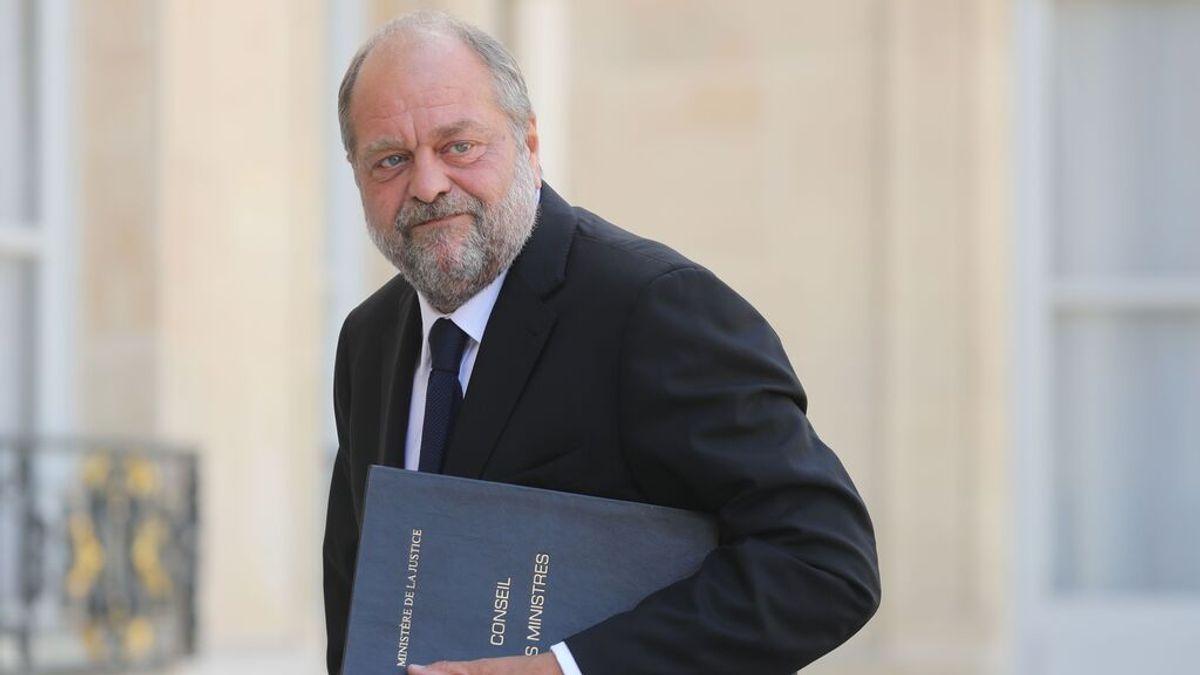 Imputado el ministro de Justicia de Francia por conflicto de intereses