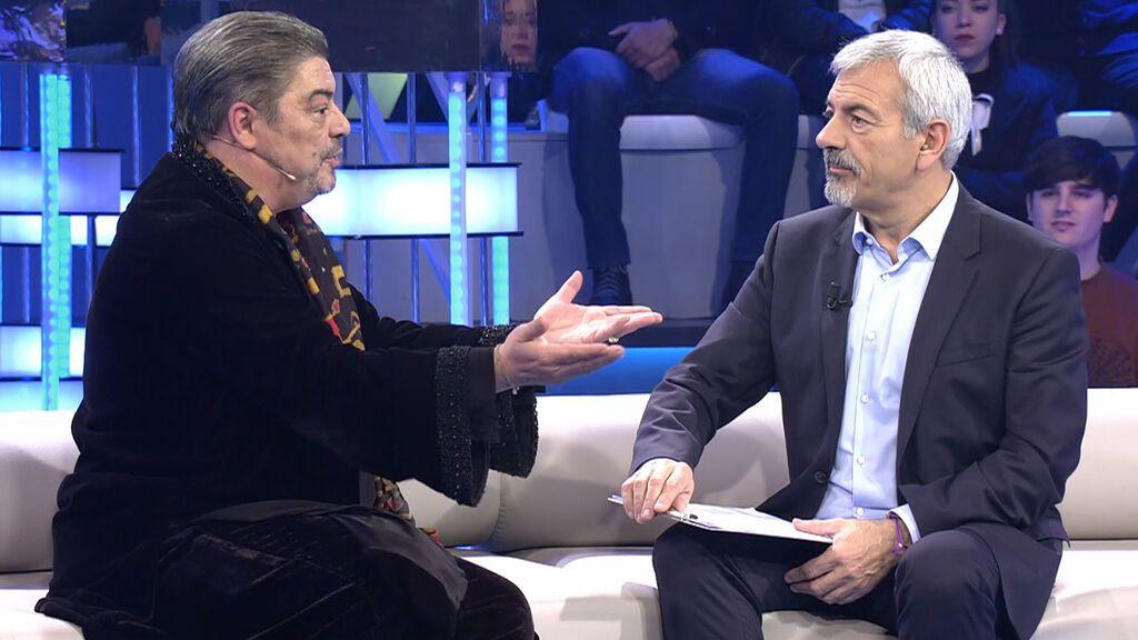 Con Antonio Canales Volverte a ver Temporada 6 Programa 64