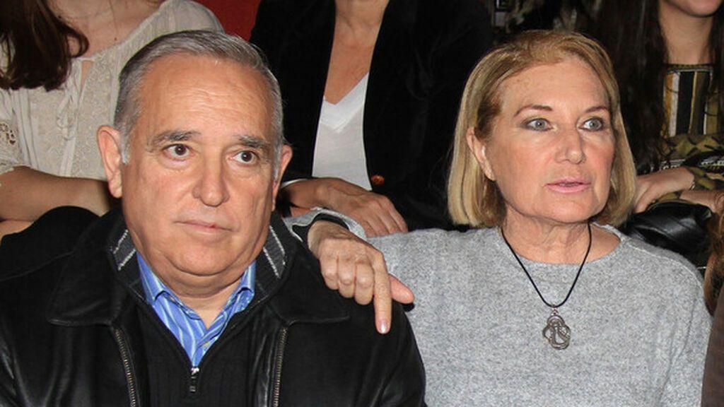 José Antonio y Gloria Mohedano