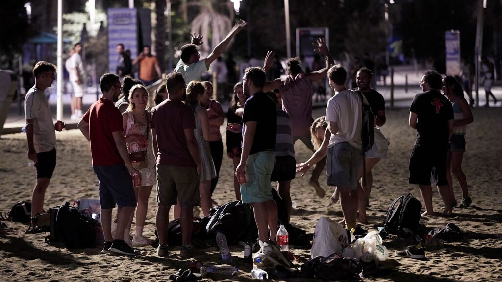 Nueva noche con toques de queda en las comunidades autónomas con mayor incidencia