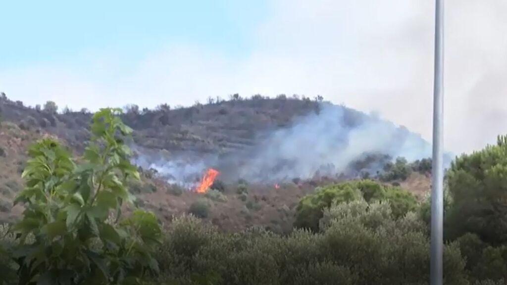 Avanzan las investigaciones del mayor incendio del verano en Cataluña