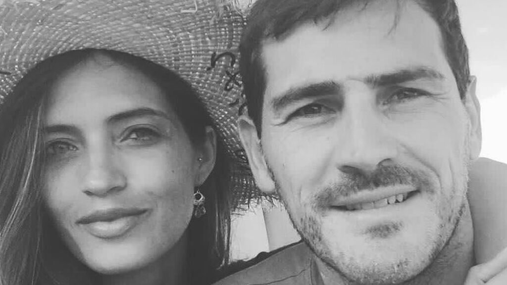 """Iker Casillas y su fin de semana """"feliz"""" junto a Sara Carbonero"""