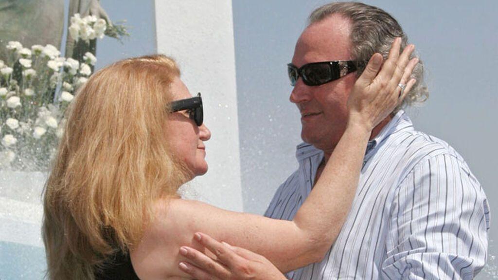 Gloria y Amador Mohedano