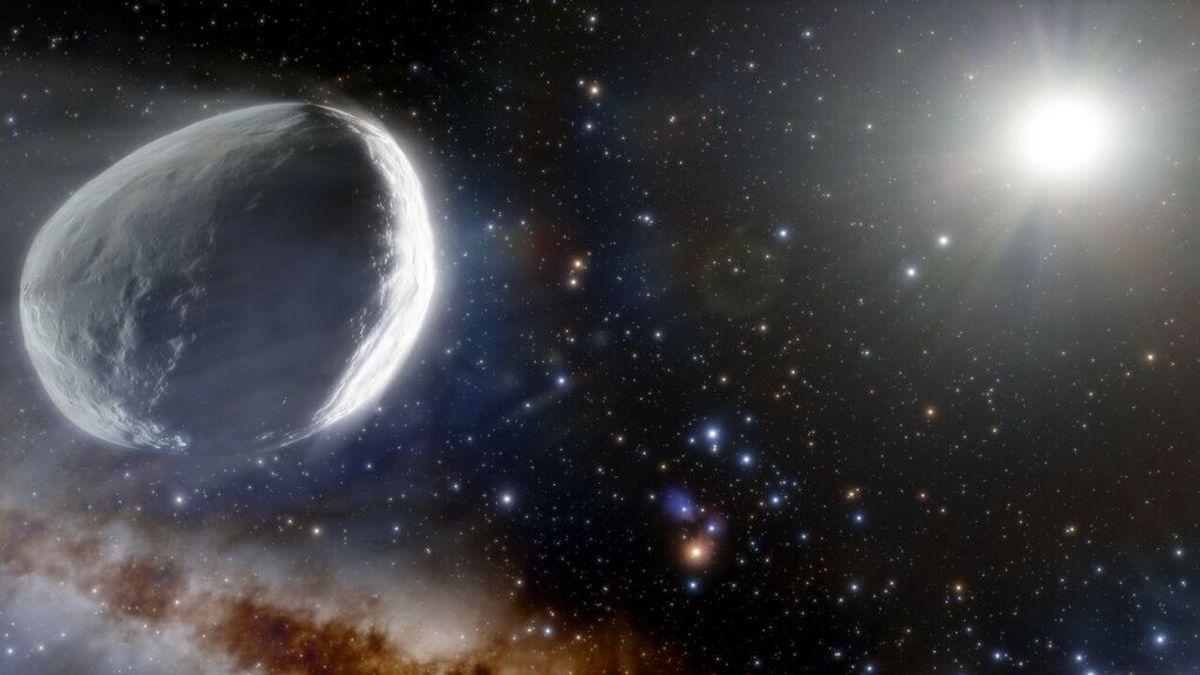El cometa más grande del sistema solar muestra señales de actividad