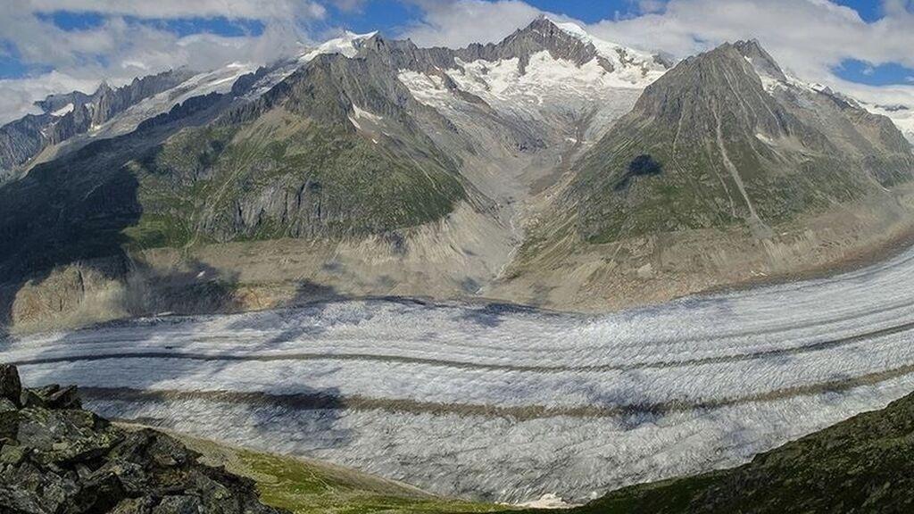 El deshielo de glaciares en los Alpes ha formado 180 nuevos lagos en Suiza en diez años